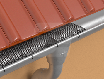 GUTTER PROTECT - Application
